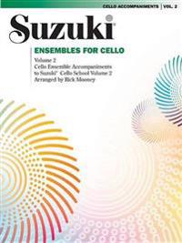 Ensembles for Cello, Vol 2