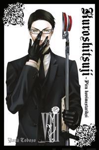 Kuroshitsuji - Piru hovimestariksi 8