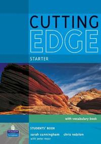 Cutting edge starter students book (standalone)