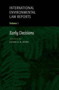 International Environmental Law Reports Set 5 Paperbacks
