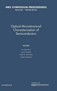 Optical Microstructural Characterization of Semiconductors