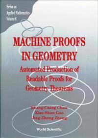 Machine Proofs in Geometry