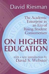 On Higher Education