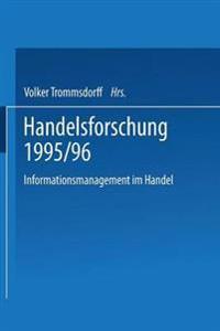 Handelsforschung 1995/96