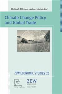 Climate Change Policy and Global Trade