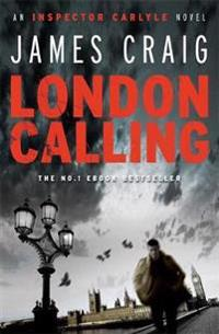 London calling - a gripping political thriller for our times