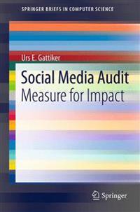 Social Media Audit: Measure for Impact