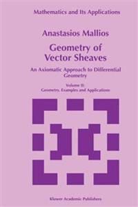 Geometry of Vector Sheaves