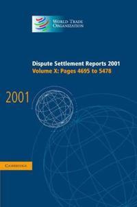 Dispute Settlement Reports 2001