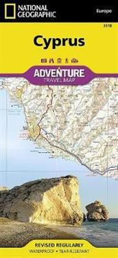 National Geographic AdventureMap Cyprus