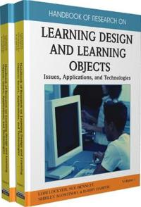 Handbook of Research on Learning Design and Learning Objects