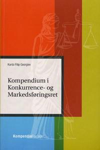 Kompendium i Konkurrence- og Markedsføringsret