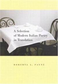 Selection of Modern Italian Poetry in Translation