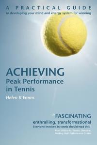 Achieving Peak Performance in Tennis