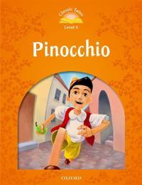 Classic Tales Second Edition: Level 5: Pinocchio e-Book & Audio Pack