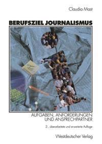 Berufsziel Journalismus
