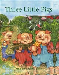 Three Little Pigs Floor Book