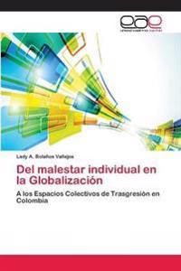 Del malestar individual en la Globalización