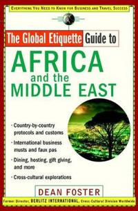 Global Etiquette Guide to Africa and the Middle East