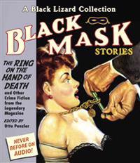 The Ring on the Hand of Death: And Other Crime Fiction from the Legendary Magazine