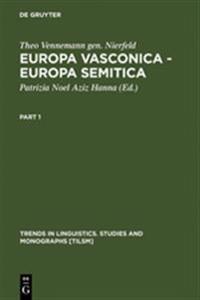 Europa Vasconica - Europa Semitica