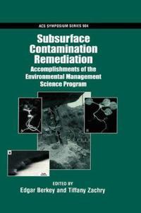 Subsurface Contamination Remediation