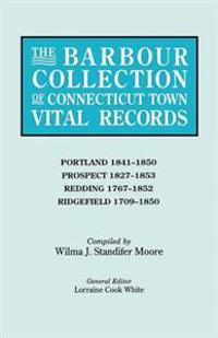 The Barbour Collection of Connecticut Town Vital Records. Volume 36