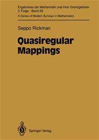 Quasiregular Mappings