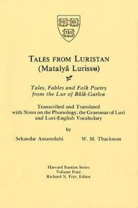 Tales from Luristan