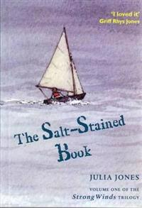 Salt-stained book