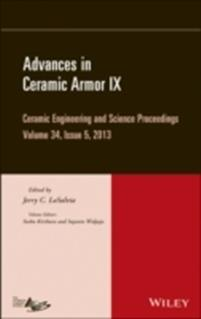 Advances in Ceramic Armor IX
