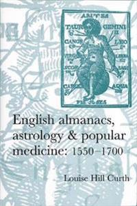 English almanacs, astrology and popular medicine