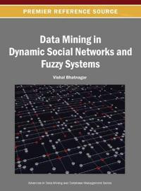 Data Mining in Dynamic Social Networks and Fuzzy Systems