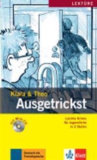 Ausgetrickst (Stufe 2) - Buch mit Mini-CD