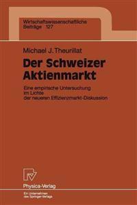 Der Schweizer Aktienmarkt