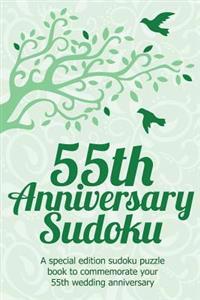 55th Anniversary Sudoku