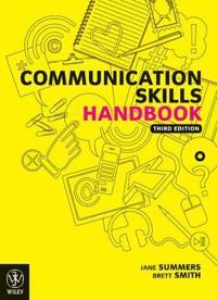 Communication Skills Handbook 3E