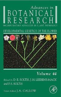 Developmental Genetics of the Flower