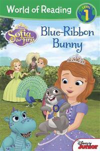 Blue-Ribbon Bunny