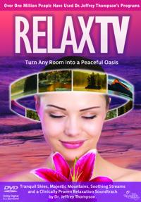 Relax TV : Turn Any Room Into A Peaceful Oasis (Dvd)
