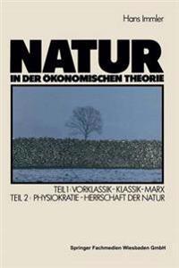 Natur in Der Ökonomischen Theorie