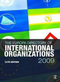 The Europa Directory of International Organizations 2009