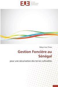 Gestion Foncière au Sénégal