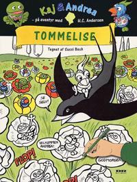 Kaj & Andrea - Tommelise       malebog