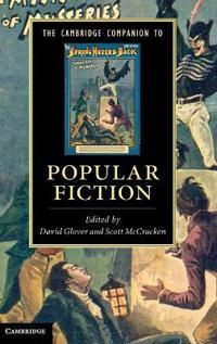 The Cambridge Companion to Popular Fiction