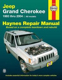 Jeep Grand Cherokee 1993 Thru 2004: All Models