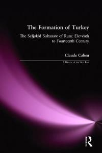 The Formation of Turkey