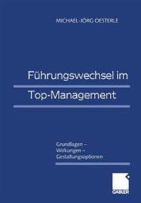 Fuhrungswechsel Im Top-Management