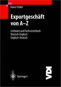 Exportgeschaft Von A-Z