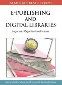 E-Publishing and Digital Libraries